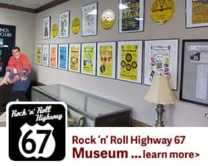 www.depotdays.org/rock-n-roll-highway-67-museum/