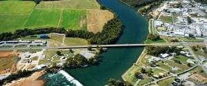 Aerial - Ozark Gateway