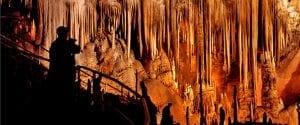 Cavern in Arkansas