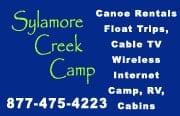 Sylamore Creek Camps