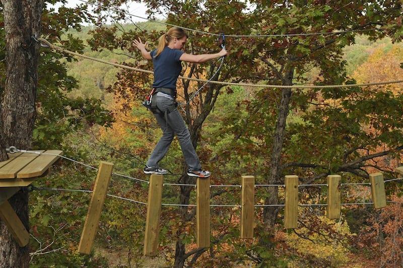 Tree Top Adventure Ozark Gateway
