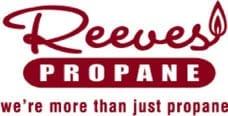 Reeves Propane Logo