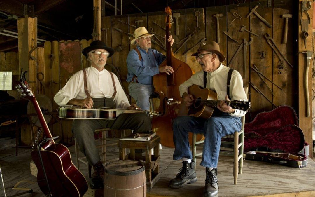 Stringband Weekend June 22 & 23, 2018 at the Ozark Folk Center State Park