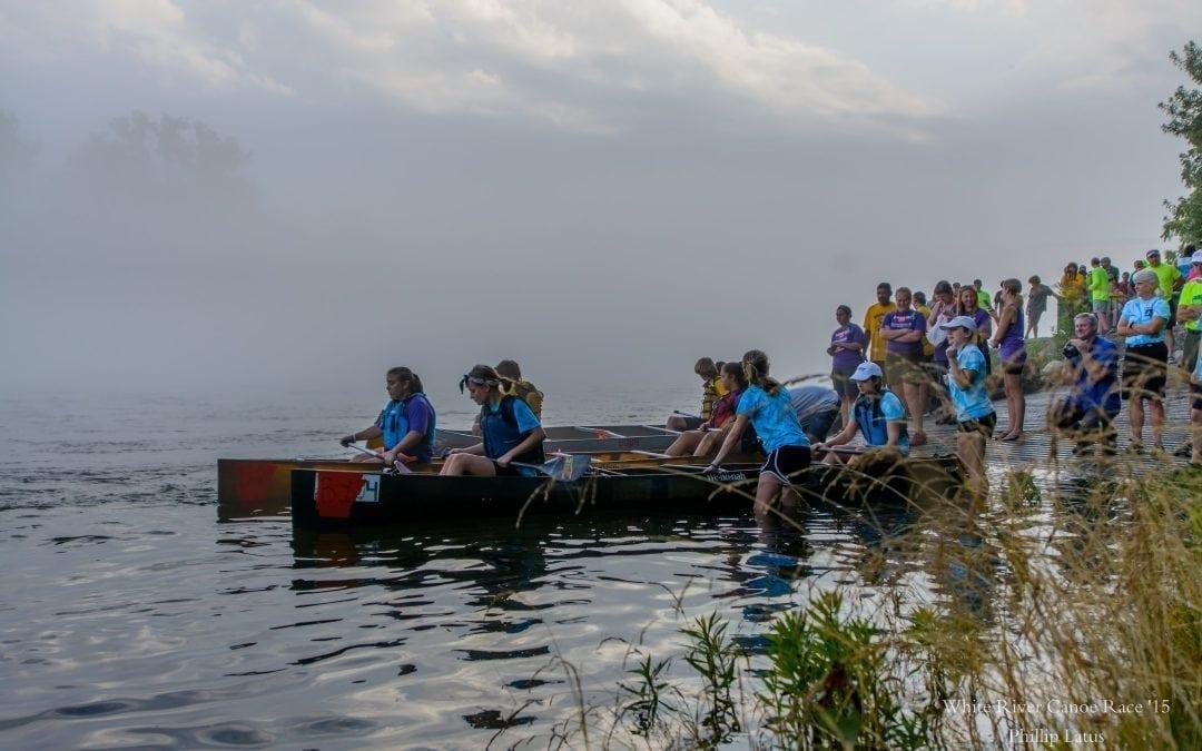 Annual canoe, kayak race is June 15