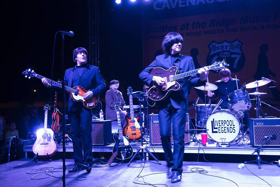 Beatles at the Ridge Set for Sept. 15-16 in Downtown Walnut Ridge