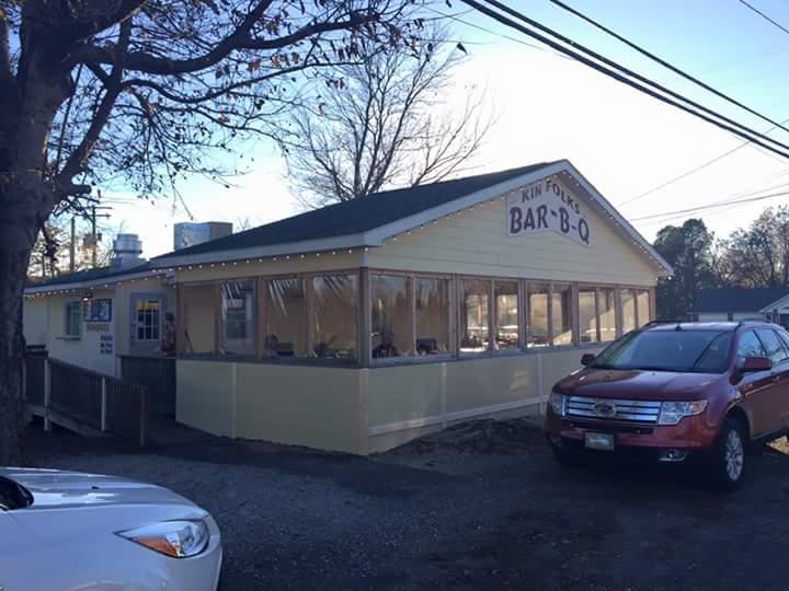 Kin Folks Restaurant in Mountain View Always Satisfies Hungry People!