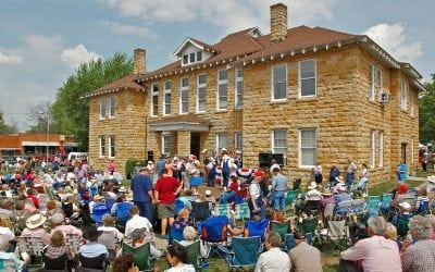 The 58th Annual Arkansas Folk Festival, 2020  It is with a heavy heart that the Mountain View Area Chamber of Commerce must announce the cancellation  of Arkansas Folk Festival, 2020. Due to Covid-19,