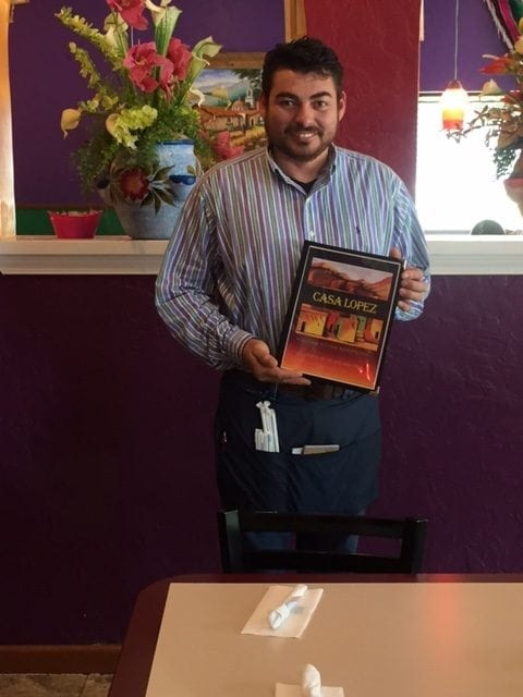Casa Lopez Mexican Grill Welcomes You to Imboden – Stop by and Let them Serve you!