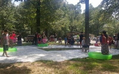Upcoming May and June 2019 Davidsonville Historic State Park Events
