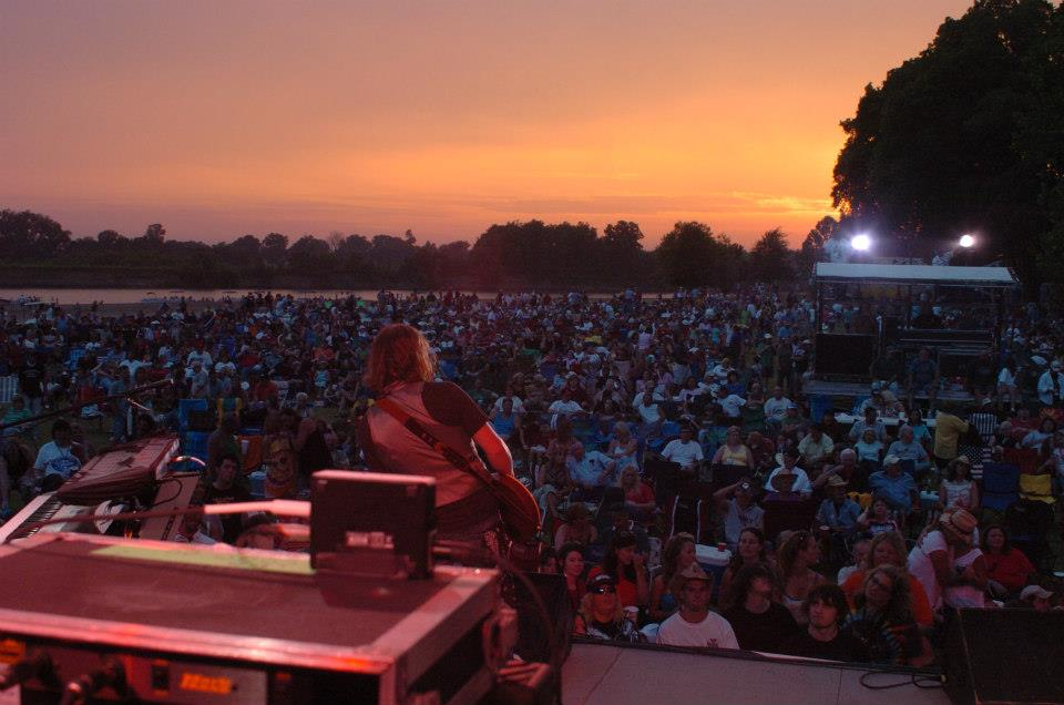 Music Stage Shows Ozark Gateway