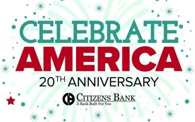 Citizens Bank to Host 20th Annual 'Celebrate America' In Riverside Park in Batesville July 4th!