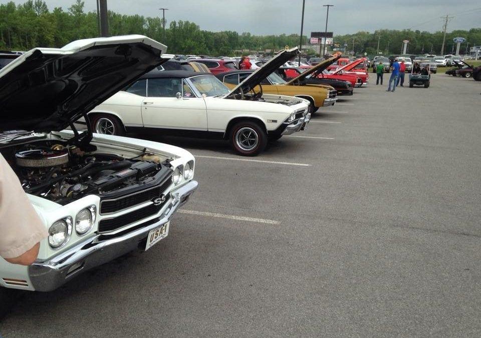 Car Show Set in Walnut Ridge