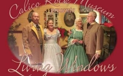 Calico Rock Christmas Events are this Saturday