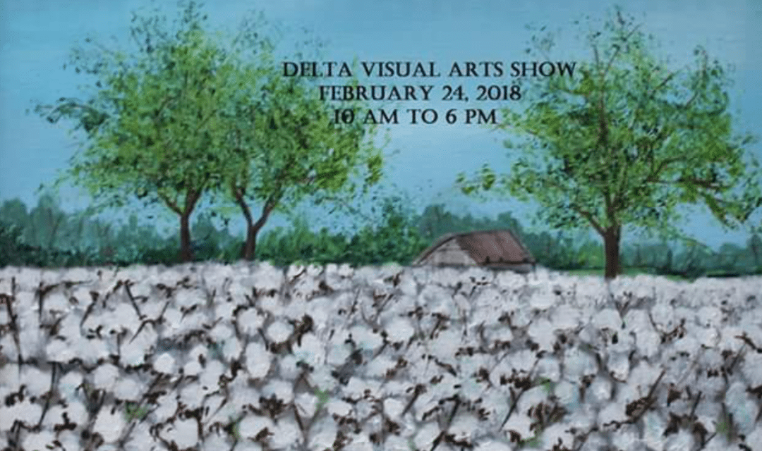 10th Annual Delta Visual Arts Show – February 24, 2018