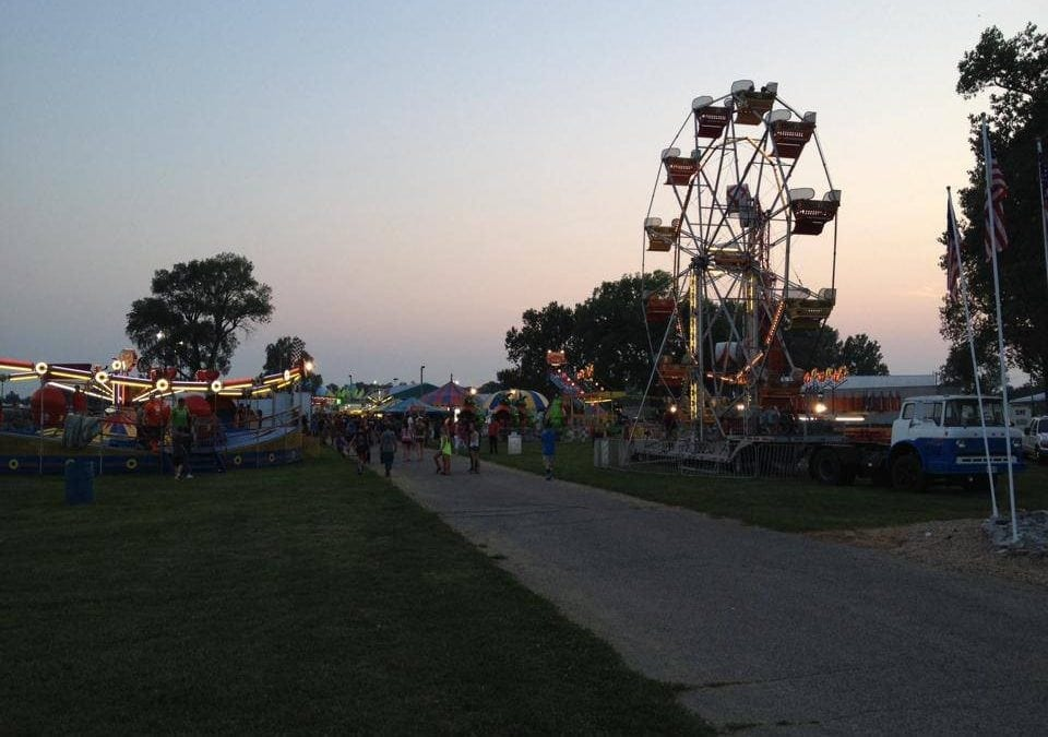 Fulton County Fair Discount Carnival Armband Tickets Now on Sale!