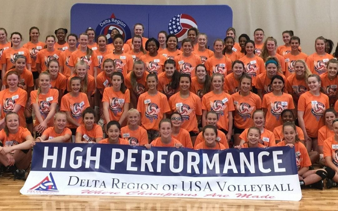 Batesville Recently Welcomed Delta Region Volleyball High Performance Camp