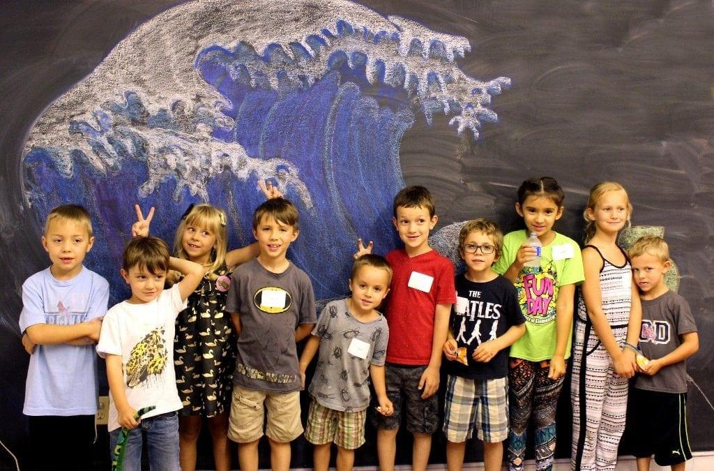 Register Today for BAAC's Summer Art Camp for Kids July 23-27!