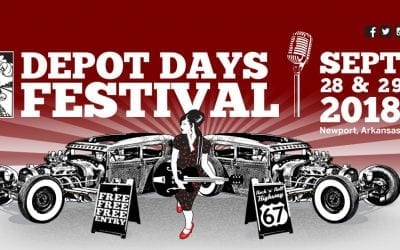 Rodney Crowell to Headline 21th Annual Depot Days Festival