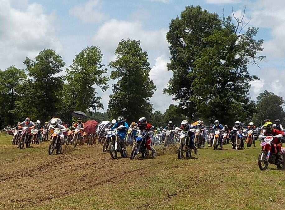 James Ranch Hare Scramble at Pocahontas, Arkansas