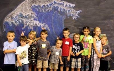 Batesville Arts Council Summer Art Camp for Kids