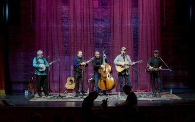 "Bluegrass ""The Seldom Scene"" at Ozark Folk Center State Park July 27th!"