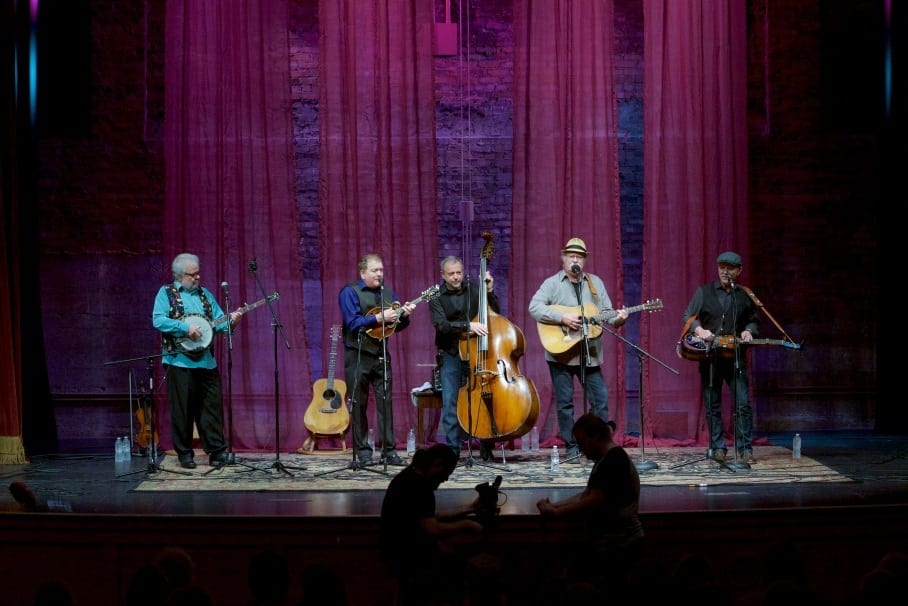 "Bluegrass ""The Seldom Scene"" at Ozark Folk Center State Park July 27th!"