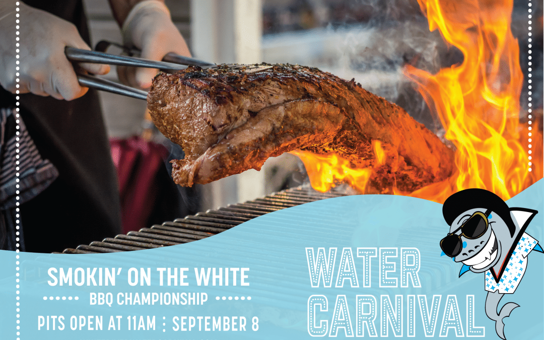 Smokin' on the White BBQ Championship Set for Water Carnival Weekend