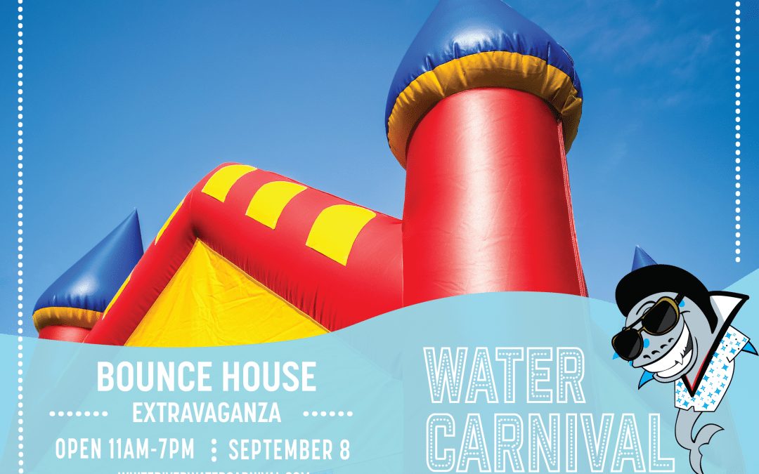 Carnival to feature 'Bounce House Extravaganza'