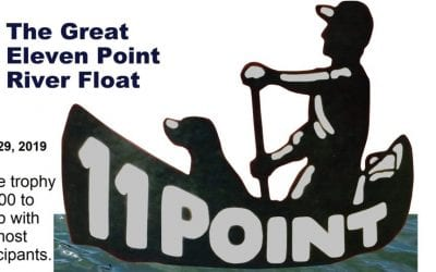 2nd Annual Great Eleven Point River Float