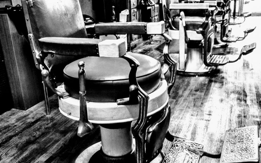 Barbershop caters to traditional style