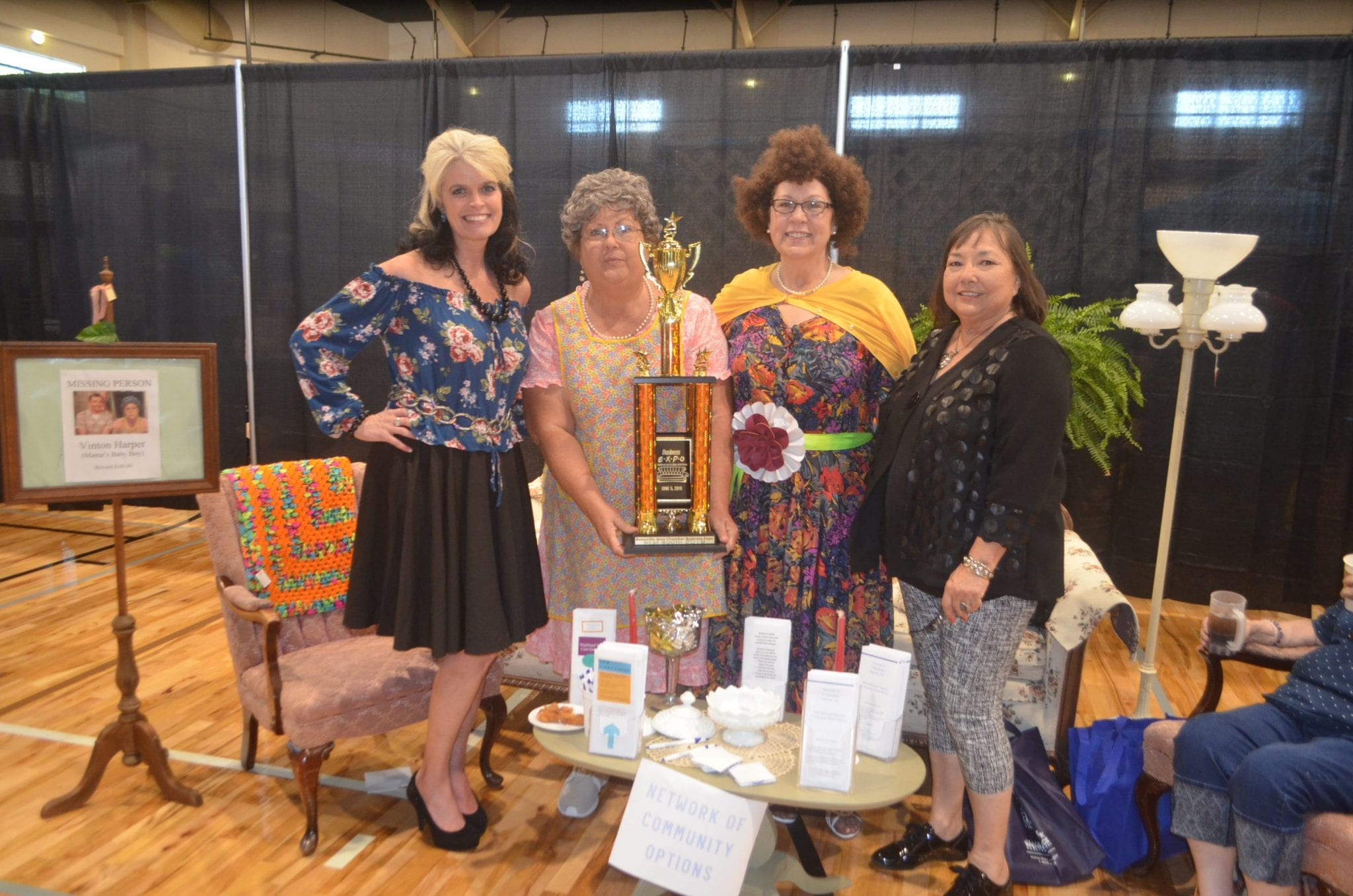 Expo sees record number of vendors