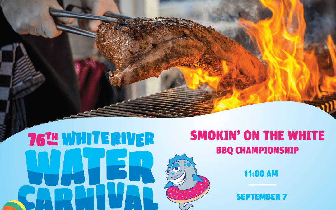 Smokin' on the White BBQ Contest nears
