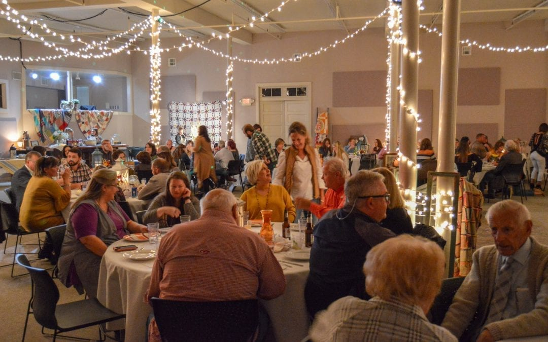 MAIN STREET BATESVILLE ANNOUNCES PLANS FOR FARM TO TABLE DINNER