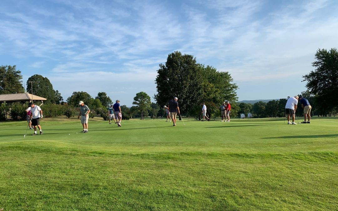 Ozark Gateway announces 2019 golf tournament results