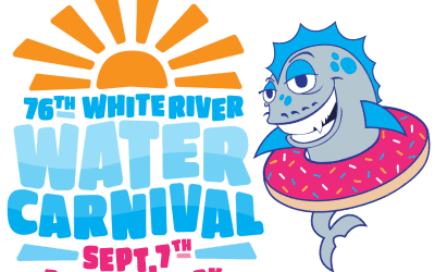 Giant Inflatable Water Slide and Bounce House Extravaganza Coming to 76th White River Water Carnival