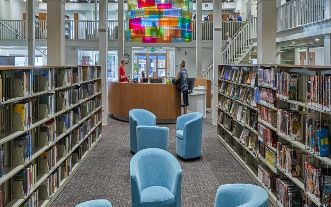 The Independence County Library is hosting 2 FREE movie days during Spring Break.