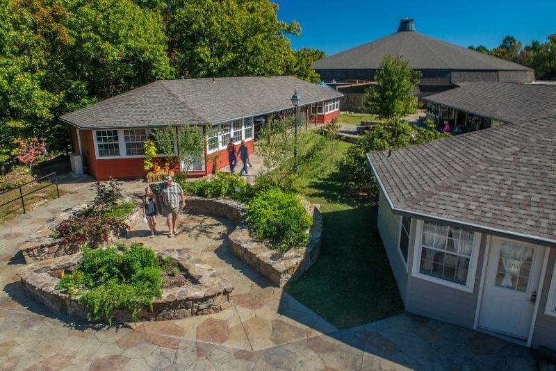Ozark Folk Center State Park to Open Craft Village on May 19