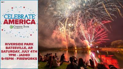 Citizens Bank to Host 'Celebrate America'  on the Fourth of July in Riverside Park