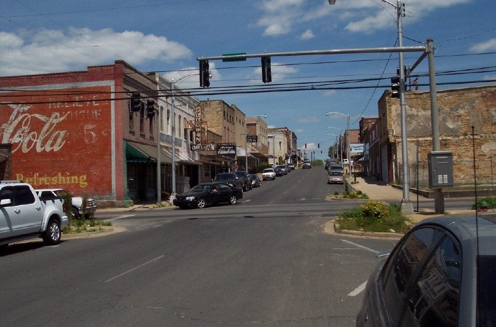 Main Streets across Arkansas continue to serve as community cores