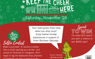BACC Announces Keep the Cheer Here Event Nov. 28