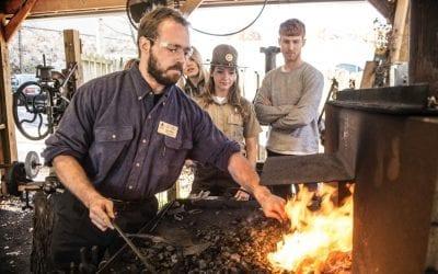 Ozark Folk Center State Park Plans April 16th Opening